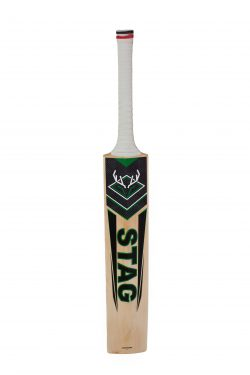 Sika Stag English willow cricket bat with short handle