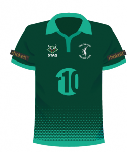 Stag Cricket Linton Park Cricket Club T20 Front View