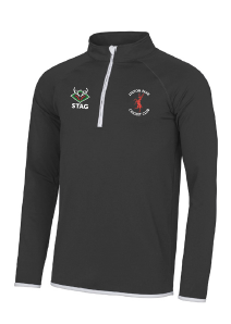 Linton Park Cricket Club embroidered logo Tracksuit Top
